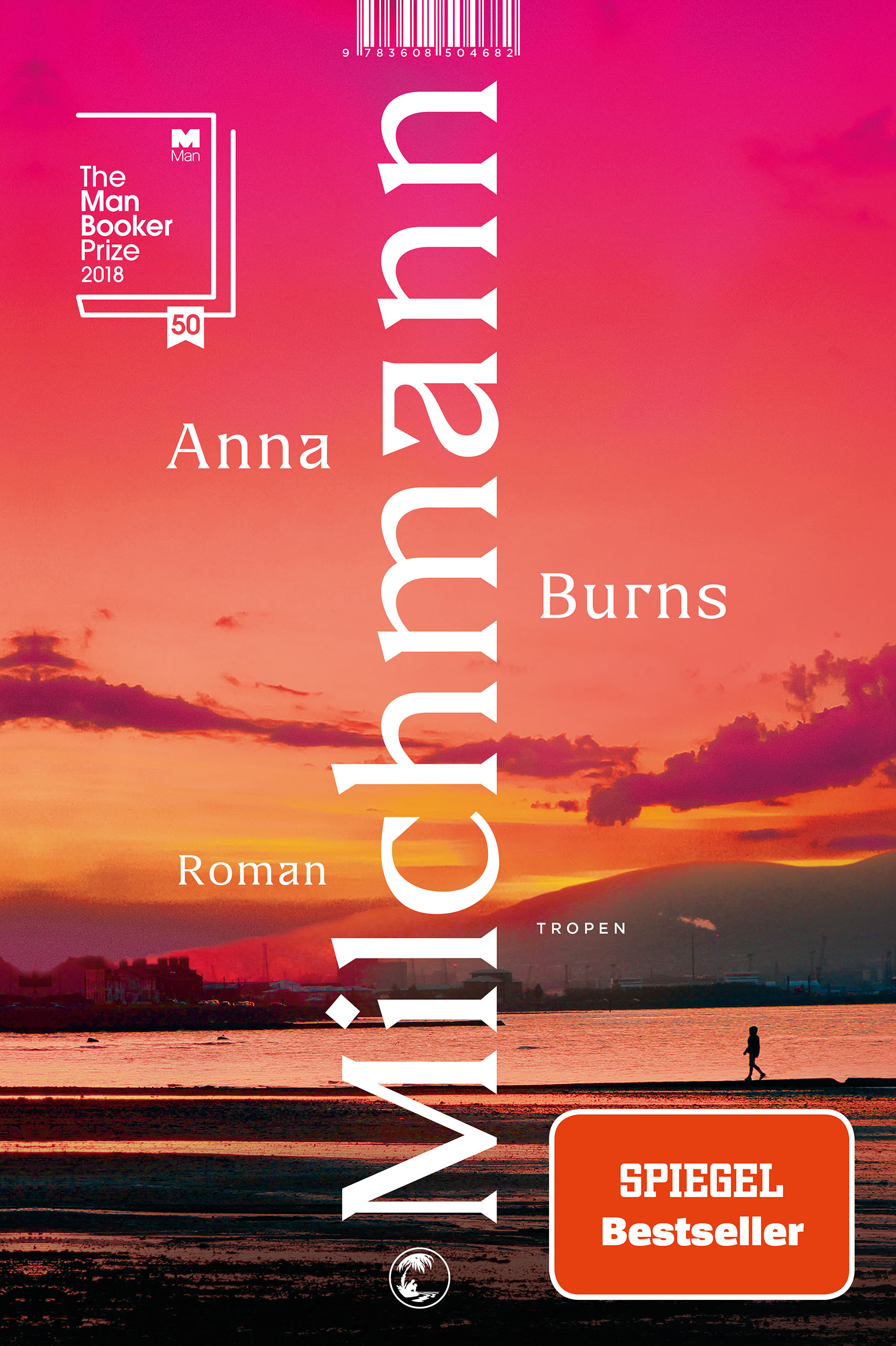 Klett-Cotta :: Milchmann - Anna Burns