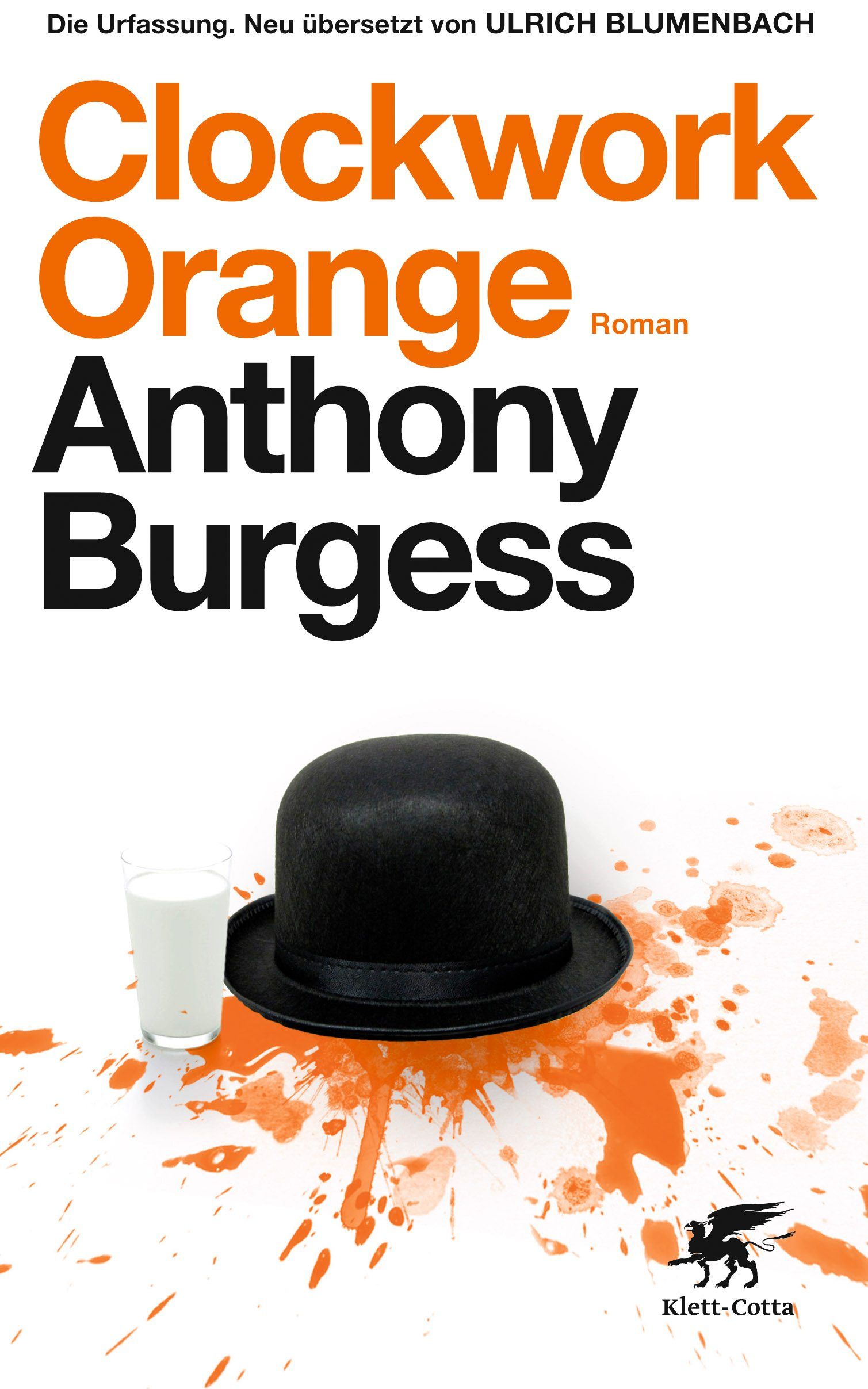 a critique of a clockwork orange by anthony burgess A prophetic and violent masterpiece anthony burgess t he two endings of a clockwork orange—the one that burgess himself wrote and the truncated one that.
