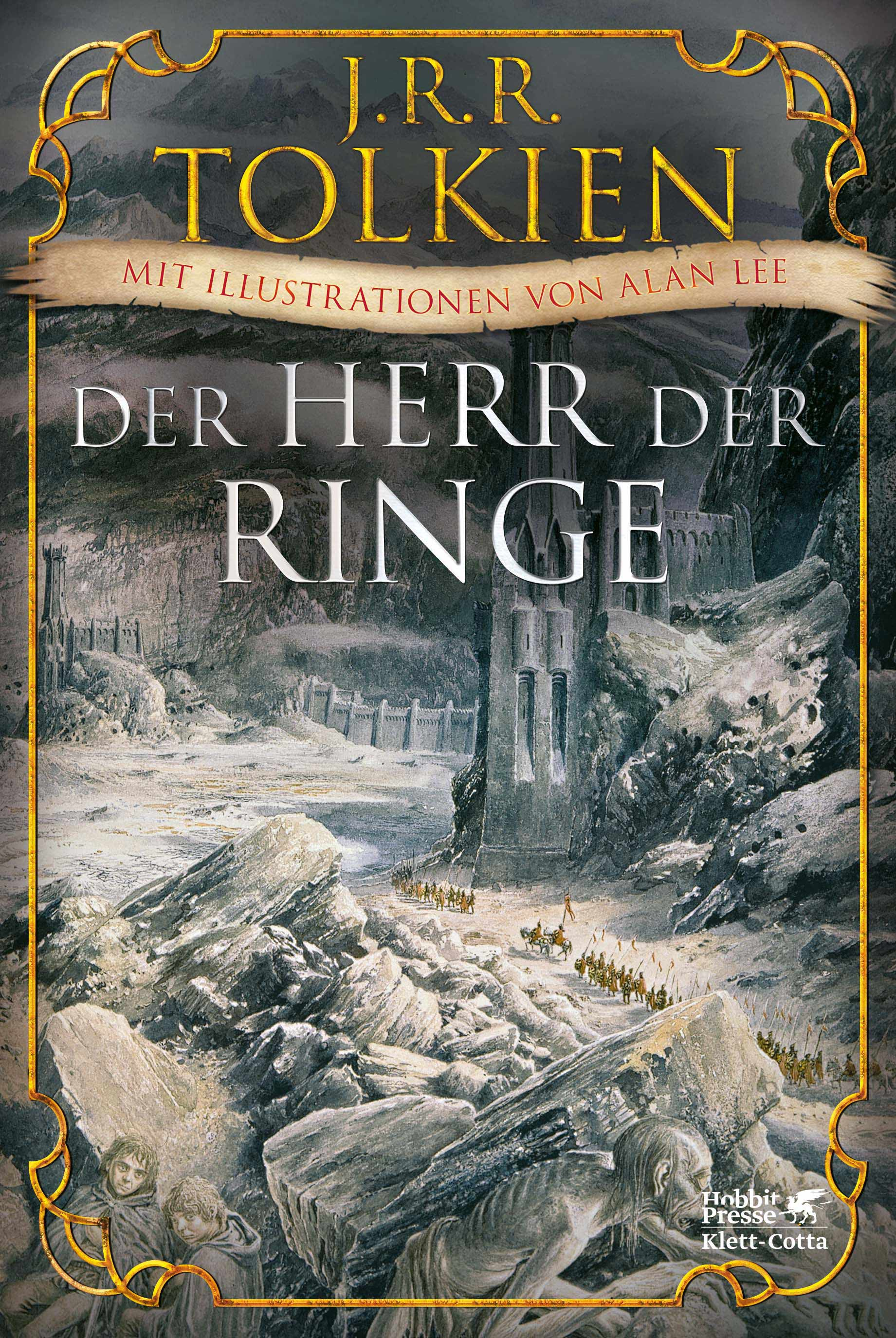 klett cotta der herr der ringe j r r tolkien. Black Bedroom Furniture Sets. Home Design Ideas